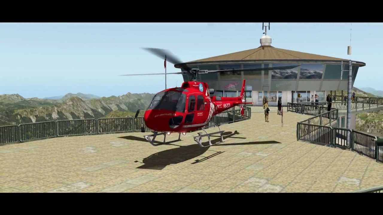 how to add a helicopter to x plane 11