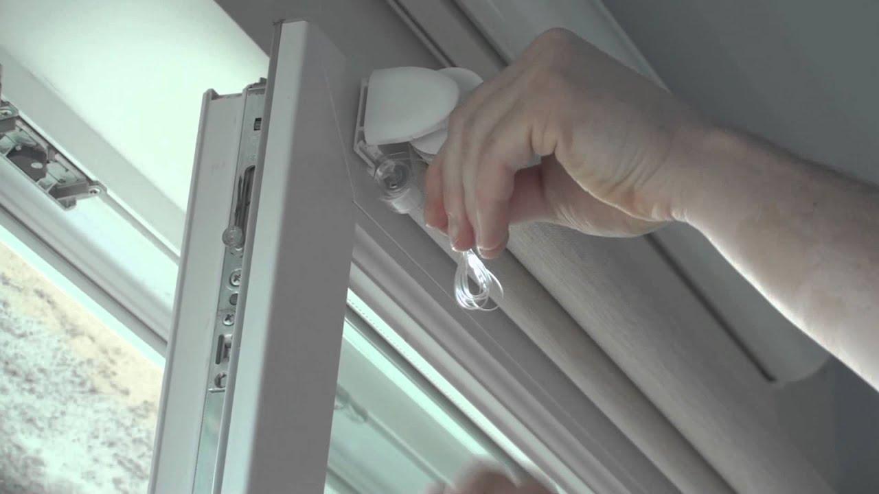 Rollo Mit Seitenführung : doppelrollo montage ohne bohren klemmfix rollo rollos plissees jalousien ~ Watch28wear.com Haus und Dekorationen