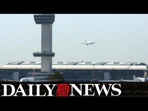 Mid flight Drug Overdose Forces Plane To Land At JFK Airport