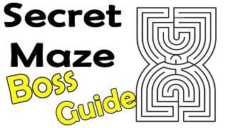 Skyrim: Hidden Secret Shalidors Maze (Secret Boss)