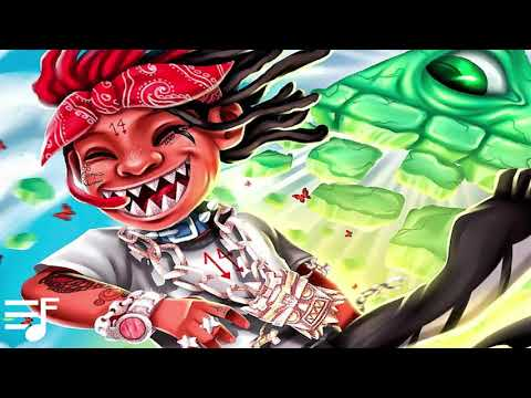 Trippie Redd - 1400 / 999 Freestyle (feat. Juice WRLD) Instrumental