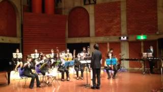 20150322藤沢市労働会館 汐風ウィンドオーケストラ.