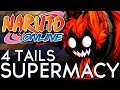 4 TAILS SUPERMACY | Space-Time #37 - Naruto Online