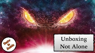 Dentro la Scatola (unboxing 036) - Not Alone
