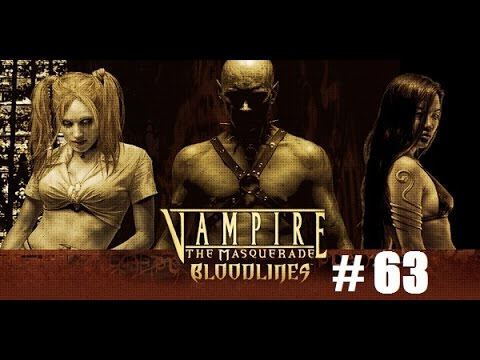 Vampire the Masquerade Bloodlines part 63: Batman (finale)