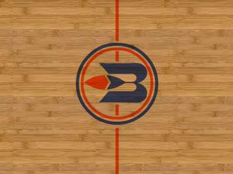 Buffalo Braves Center Court animation
