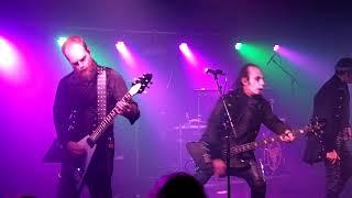 Hell - 02 Land of the Living Dead (Moonlight Music Hall, Diest, 2017 11 24)