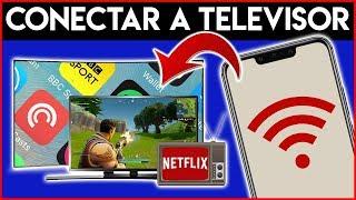 CONECTAR TELÉFONO a CUALQUIER TV ¡ANTIGUO o NUEVO! | CONEXIÓN ¡SIN CABLES! (TODOS TELEVISORES 2019)