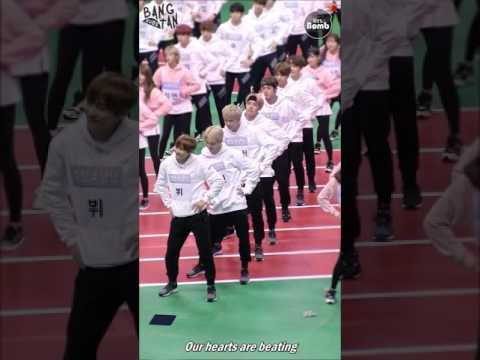 [ENG] 170319 [BANGTAN BOMB] Funny Dance time @ ISAC 2017