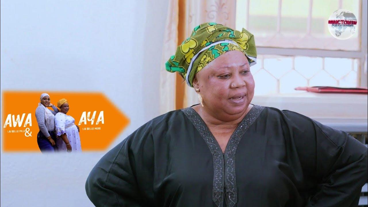 Download Série - AYA NI AWA - Boura musso (belle mère & belle fille ) - Épisode 24- saison 1