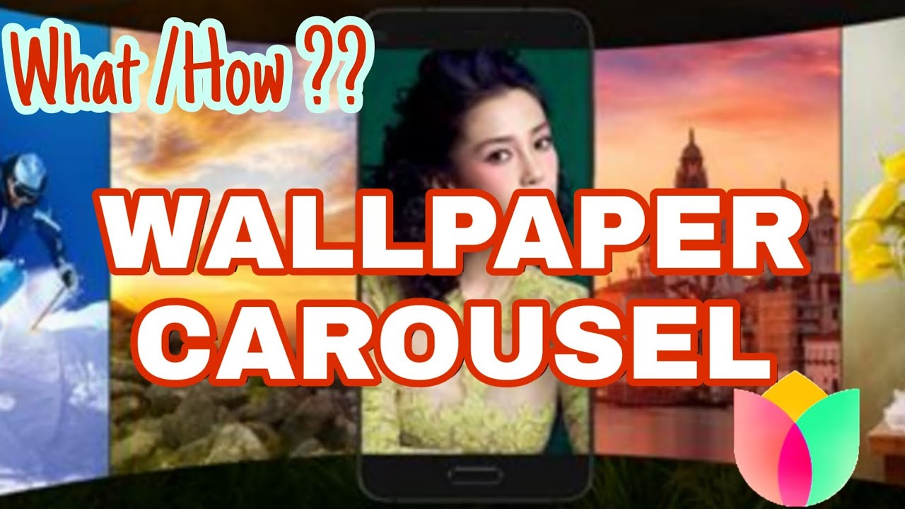 What Is Wallpaper Carousel How To Setup Carousel In Redmi Gionee