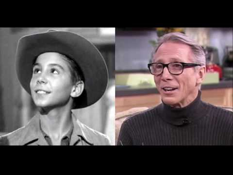 ❤Happy Birthday, Johnny Crawford!!•**(With Chuck Connors)