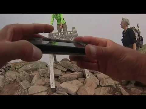 Mount Katahdin Hunt Trail Hobo Cadi AT Finish