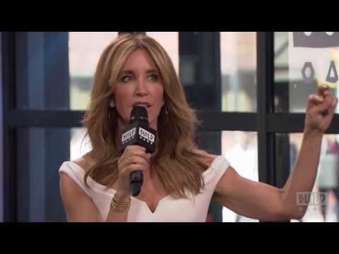 Felicity Huffman Discusses Her ABC Series,