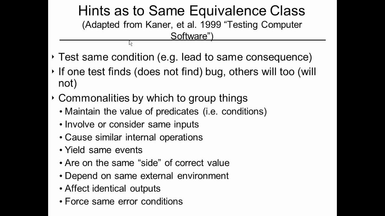 2013 10 10 Equivalence Classes and Boundary Value Testing Example ...