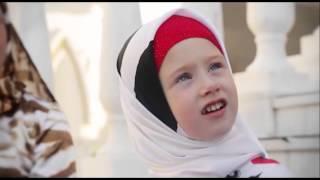 Дочери Рамзана Кадырова поют Нашид