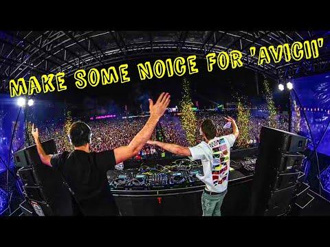 Avicii - Levels ( W&W Edit ) Live @ EDC China 2018 Mp3