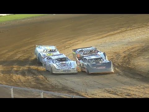 RUSH Crate Late Model Dash | McKean County Raceway | Fall Classic | 10-10-15