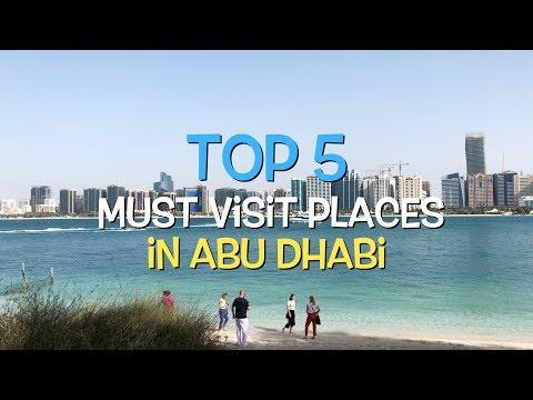Things To Do In Abu Dhabi | Top 5 Must Visit Places In Abu Dhabi | UAE | Traveller Passport