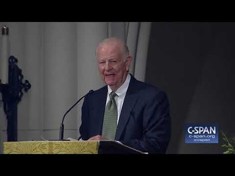 James Baker Tribute to President George H.W. Bush (C-SPAN)