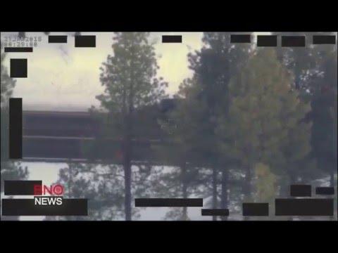 "RAW: Video Shows Fatal Shooting of Oregon Wildlife Refuge Occupier Robert ""LaVoy"" Finicum"