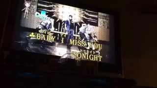 SO RIGHT / 三代目 J Soul Brothers カラオケ 1人で歌ってみた