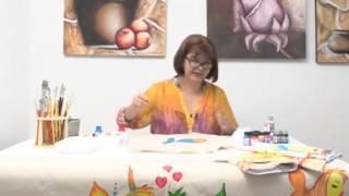 Programa Artesanal – Pintura em Tecido