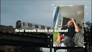 first week of junior year of college .vlog 021.