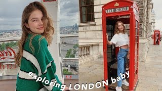 Finding my twin while in ~London~