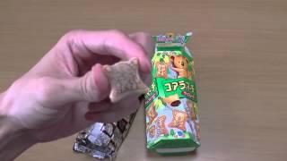 ロッテ の コアラのマーチ を食べている咀嚼音動画です。(リクエスト品...