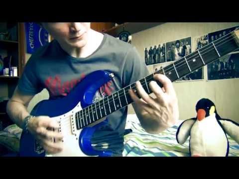 After The Burial Berzerker 6 string guitar   Kirill Maers