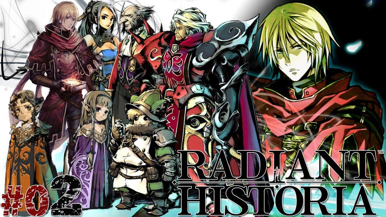 Radiant Historia - (02/..)- Prologo (2/2) Stocke- [NDS] HD (ITA ...