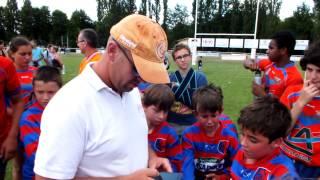 Tournoi de Casteljaloux - Les mini-poussins échouent en finale - 14 juin 2014