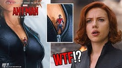 4 lustige FAILS in Marvel-Postern | Jay & Arya
