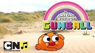 Allá que voy | El asombroso mundo de Gumball | Cartoon Network