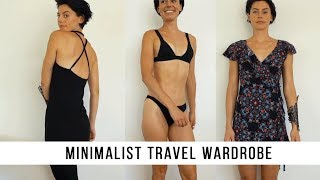 Minimalist Full Time Traveller Clothing Haul: What's In The Wardrobe of a Digital Nomad?