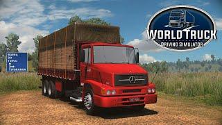 ABRIR PORTA E LEVANTAR CABINE WORLD TRUCK DRIVING SIMULATOR!!!