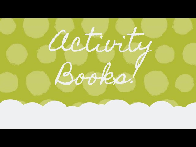 New Activity Books (July 2019)! New titles from Usborne Books & More!