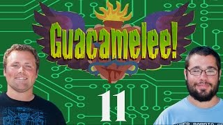 Too Many Voices!  - Guacamelee Part 11