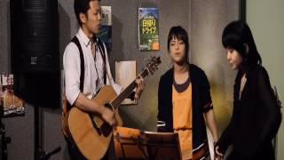 MIKAPOさん、ケンジさん、咲良さくらさんの素敵な歌声をマイク無しのパ...