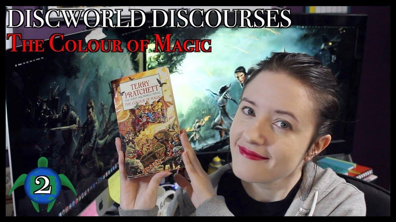 The Colour Of Magic Discworld Discourses Youtube