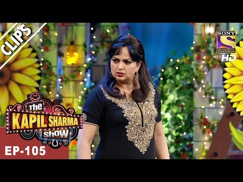 The Uncle and Aunt Affair - The Kapil Sharma Show - 13th May, 2017