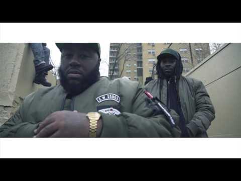 Hop Cashay - Slumz Ft. K Dawg Dir By Da Inphamus Amadeuz (Official Video)