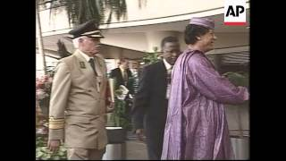 African History Archive: OAS meeting introducing African Union (2002)