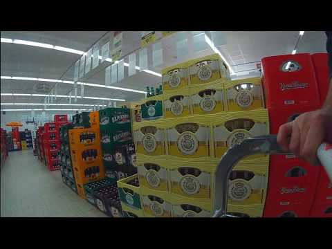 Германия.Магазин напитков(пиво)