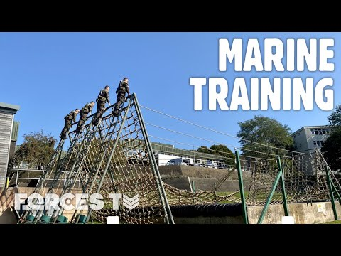 How Royal Marines Recruits Have Been Training In 2020 | Forces TV