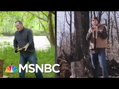 "This Midterm Ad Is Straight Out Of An Episode Of ""Veep"" 