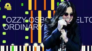 "Ozzy Osbourne ft. Elton John - ORDINARY MAN (PRO MIDI REMAKE) - ""in the style of"""