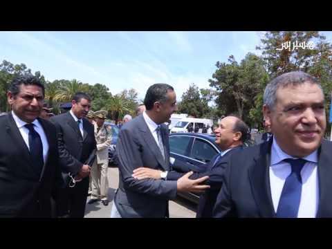 شاهد.. الحموشي ووزير الداخلية حاضران لتأمين موازين
