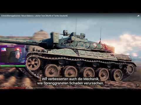 """Das """"geplante"""" NEUE Balancing von World of Tanks [Kommentar]"""